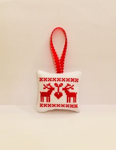 A personal favorite from my Etsy shop https://www.etsy.com/listing/567852426/christmas-tree-decor-christmas-ornament