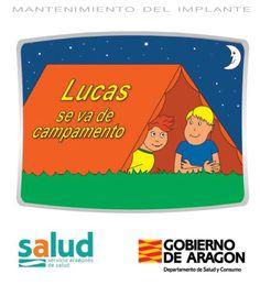 La unidad de Implantes Cocleares del Hospital Clínico Universitario Lozano Blesa de Zaragoza ,que ya editó la historia de Lucas,un cuento que narra la historia de un