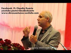 Pastor Claudio Duarte em Londres no Santifica Europa - YouTube