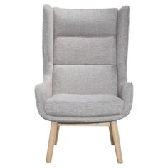 Harom Arm Chair in Oatmeal//