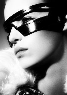 Futuristic Mask