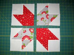 Happy Quilting: Star Light Star Bright Quilt-A-Long - Center Stars