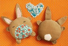sewing patterns for bunnies
