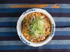 Sesame and Chile Ramen (Tantanmen)