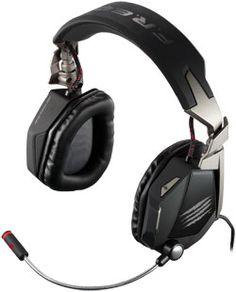 Mad Catz® F.R.E.Q. 7 Surround Sound Gaming Headset for PC.