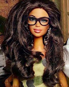 Barbie Barbie, Black Barbie, Collector Dolls, 50 Shades, Cassie, Beautiful Dolls, Goddesses, Girl Dolls, Fashion Dolls