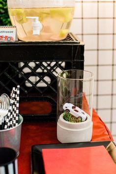 Race Car Birthday Party on Kara's Party Ideas | KarasPartyIdeas.com (30)