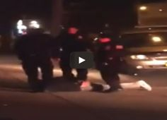 """Cops Caught on Video Kicking and Punching a Handcuffed Man Lying Face Down  """"Stop Please Stop!"""" cries 23 year old John Willet as he is being """"restrained"""" by 5 Buffalo, NY police officers. The video was all too similar to that of the Kelly Thomas murder. Read more at http://thefreethoughtproject.com/cops-caught-video-kicking-punching-handcuffed-man-lying-face/#IIzUQIxU1tZ73eFy.99"""