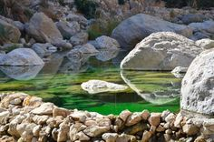 Water Quality in Oman Improving in Recent Years
