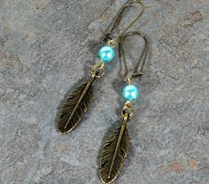 Hey, I found this really awesome Etsy listing at https://www.etsy.com/listing/226635761/handmade-antique-bronze-feather-and