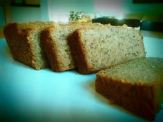 Gluten Free/Nut Free Banana Bread  I made these, and these are amazing!!! Nicole