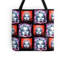 Tote Bag #iconic #dancer #singer #actress #marilyn #famous #president #sexy #happybirthday