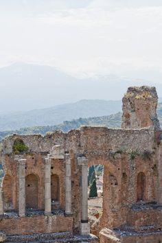 Taormina, province of Messina , Sicily #messsina #sicilia #sicily