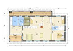 House Plans, Floor Plans, How To Plan, Ark, Ideas, House Floor Plans, Thoughts, Floor Plan Drawing, Home Plans
