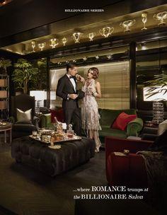 ROMANCE TRUMPS AT THE BILLIONAIRE SALON...LOVES THE PARK AVE GLAM GIRL