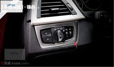 $16.08 (Buy here: https://alitems.com/g/1e8d114494ebda23ff8b16525dc3e8/?i=5&ulp=https%3A%2F%2Fwww.aliexpress.com%2Fitem%2FInterior-For-BMW-3-series-F30-316i-320i-328i-2013-2014-2015-Stainless-Steel-Headlight-Lamp%2F32594242223.html ) Interior For BMW 3 series F30 316i 320i 328i 2013 2014 2015 Stainless Steel Headlight Lamp Switch Button Cover Trim for just $16.08
