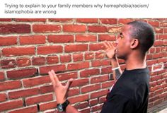 Not that it happens in mine, but I have quite a few friends that their family's like this.
