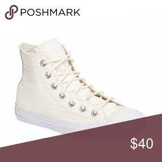 Chuck Taylor All Star High Top Sneakers (Unisex) BRAND NEW. Authentic. Men's 9.5 or women's 11.5. Converse Shoes Sneakers