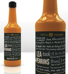Label Design | sauce label