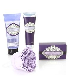 Another great find on #zulily! Lavender & Chamomile Aromatherapy Pamper Set #zulilyfinds