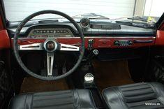 Volvo Amazon 123 GT - 1967 - interior