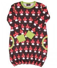 paddenstoelen jurk Maxomorra