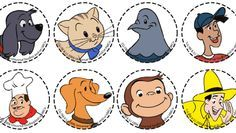 Birthday Parties for Kids . PBS Parents Find fun and free Curious George birthday decorations including party hats, birthday banners and more! Find more Curious George birthday ideas on PBS Parents. Monkey Birthday Parties, Birthday Party Tables, Baby Birthday, Birthday Party Decorations, Birthday Banners, Party Themes, Curious George Party, Curious George Birthday, Second Birthday Ideas