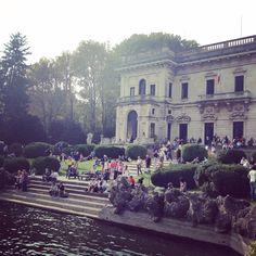 Villa Erba, Cernobbio - Lake Como   #lake #Como #Lago #Italy #lakecomoapp #villa #villaerba #lakecomo #lakecomotravelguideapp