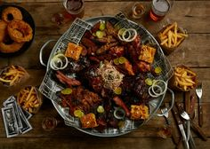The home of true barbecue. Feast your eyes on the menu and find a Red's restaurant nearby to worship the best BBQ in the U. Reds True Barbecue, Red Restaurant, Best Bbq, London Restaurants, Brisket, Pot Roast, Tandoori Chicken, Paella, Menu