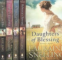 I love Lauraine Snelling's books.  She has a way to tell a great story in a simple way but keep your attention... always making you want to read the next one.