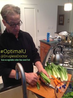 Hi Everyone! Instead of grabbing a banana pre or post-workout, consider my #OptimalU on page 180: Focus on eating vegetables for a sweet fruit replacement. #health #food
