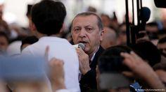 Alman siyasetinde Erdoğan tartışması