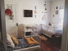 snippets // a shared nursery space - its the little things