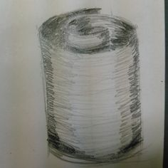 Here's today's #sketch which is kind of like a scroll. #art #artistic #drawing #drawingaday  #sketchaday #sketching
