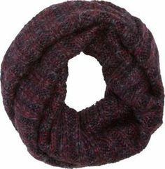 Barneys+New+York+Chunky+Rib-Knit+Fold-Over+Cowl+on+shopstyle.com