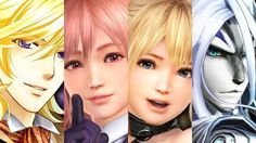 Musou Stars 'Darius, Honoka, Marie Rose, and Shiki' character introduction trailers