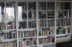 Knižnica Point PLUS  ( Helga Machová ) Bookcase, Furniture, Home Decor, Decoration Home, Room Decor, Book Shelves, Home Furnishings, Home Interior Design, Home Decoration