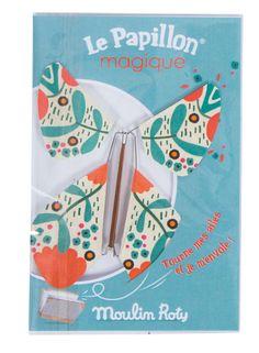 Papillon Magique Tulipe - MR - Petites Merveilles - Petits cadeaux à offrir - Sélection de Pâques
