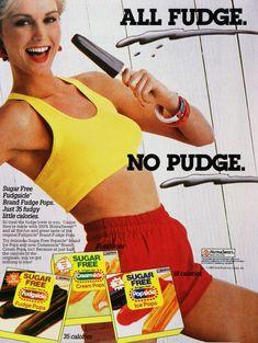 Fudgsicle Creamsicle Popsicle Ice Cream Ad