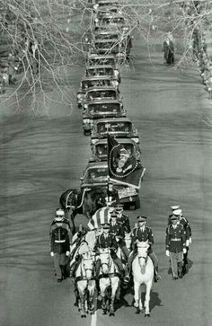 Funeral John F. Kennedy