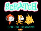 Scratch allows students to create their own interactive stories and multimedia. They can add text, recordings and sound effects.