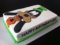 Goofy Cake rosscocakes | Cake Art