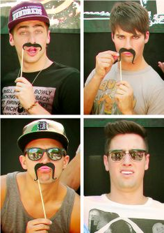Ha Logan is just like what the heck is wrong with everyone