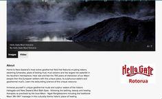 Hells Gate Geothermal Park and Mud Bath Spa, 361 State Highway 30, Tikitere Rotorua, Tikitere, Tikitere, Rotorua, New Zealand.