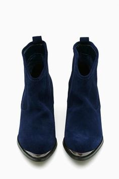 Drifter Boot in Blue