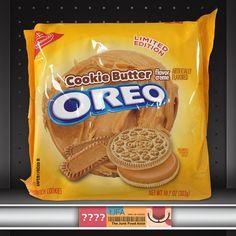 Oreo Cookie Butter, Oreo Cookies, Cupcake Cookies, Weird Oreo Flavors, Cookie Flavors, Oreo Pop Tarts, Savory Snacks, Snack Recipes, Oreos