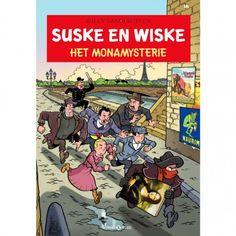 Suske en Wiske 341 - Het Monamysterie