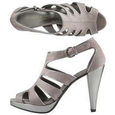 Women's Kristiana Piping Sandal - Christian Siriano for Payless