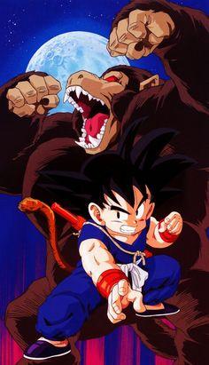 Goku - DRAGÓN BALL Z
