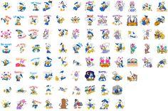Telegram Stickers : Donald and friends https://telegram.me/addstickers/donaldandfriendsLINE